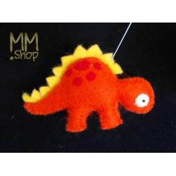Felt Mobile Model Dinosaur