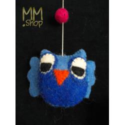 Mobil owl multi coloured