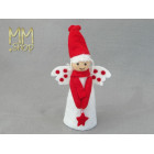 Fairy XL Christmas- Red