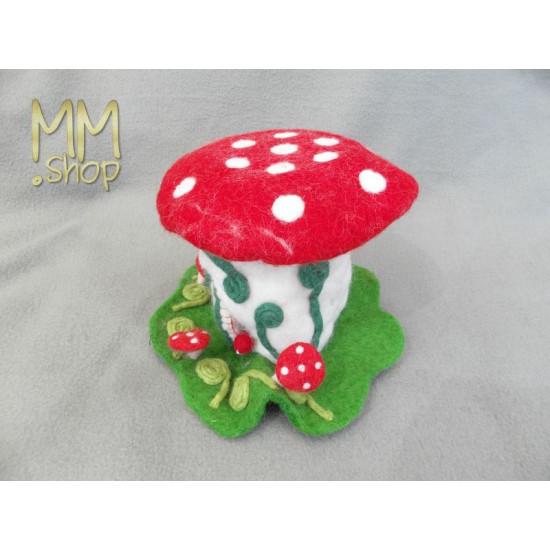 Fairy House Fly fungus