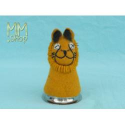 Lion eggwarmer