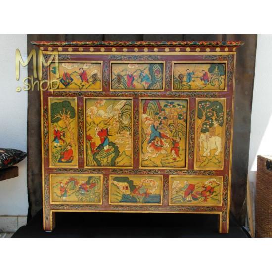Wooden Cabinet Chungka