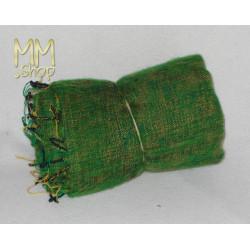 shawl wool light green