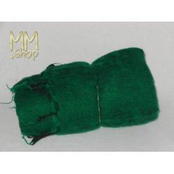 shawl wool dark green