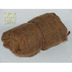 shawl wool light brown