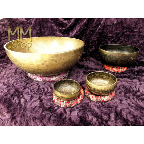 Engraved Bowls