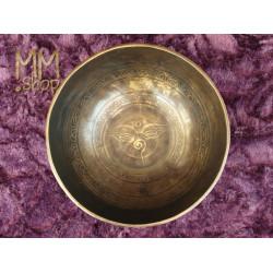 Eye of Buddha 17 cm