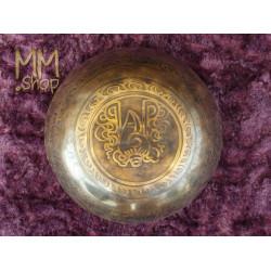 Singing bowl Eye of Buddha 17 cm