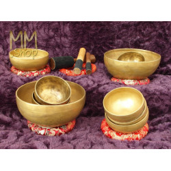 singing bowl plain 14 cm